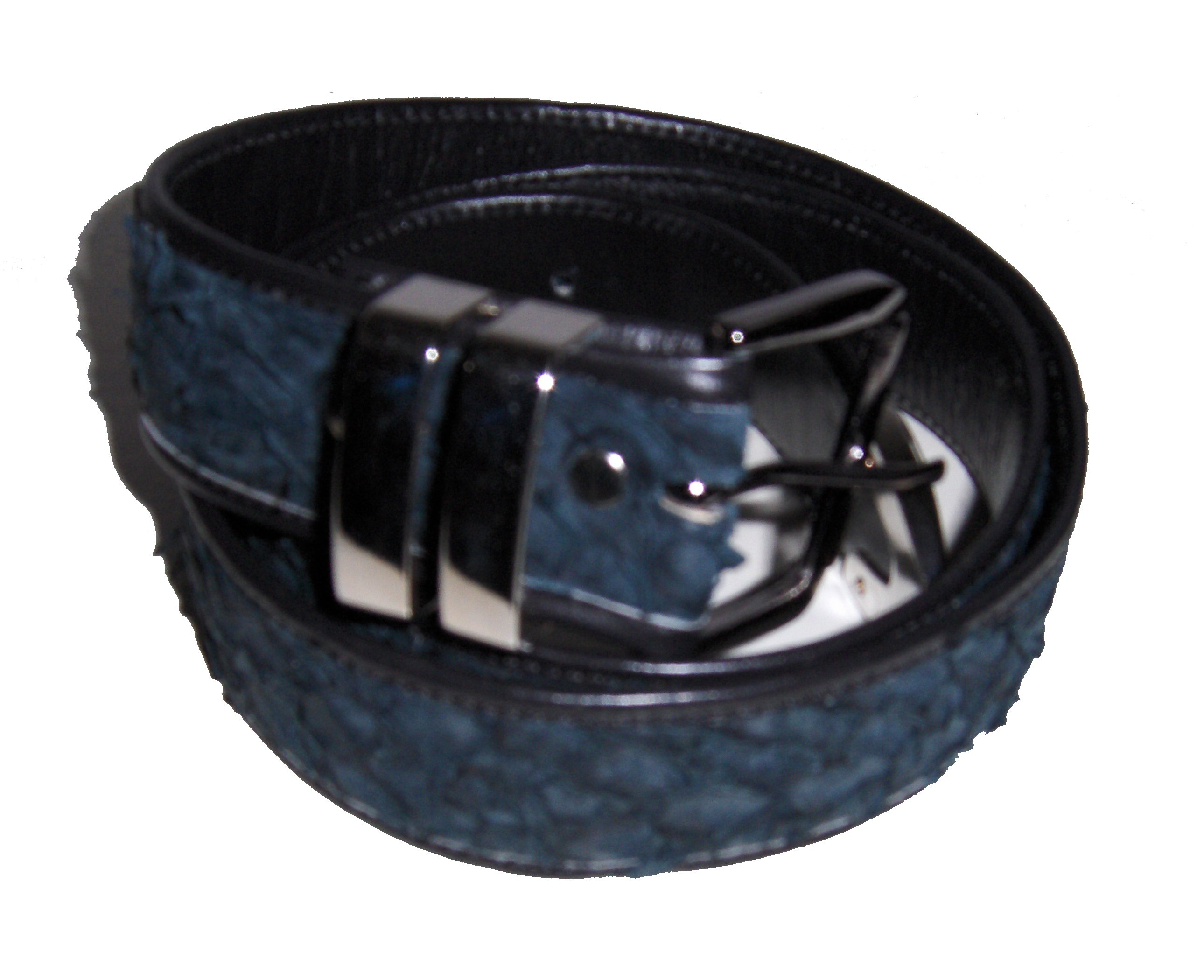 Fish leather accessories....belts